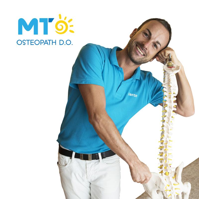 Marco Tosetto osteopata