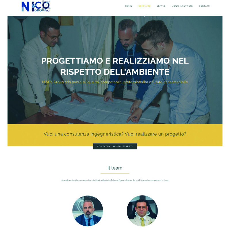 NI&CO Group portfolio